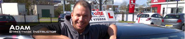 Driving Instructor Llanishen, Cardiff
